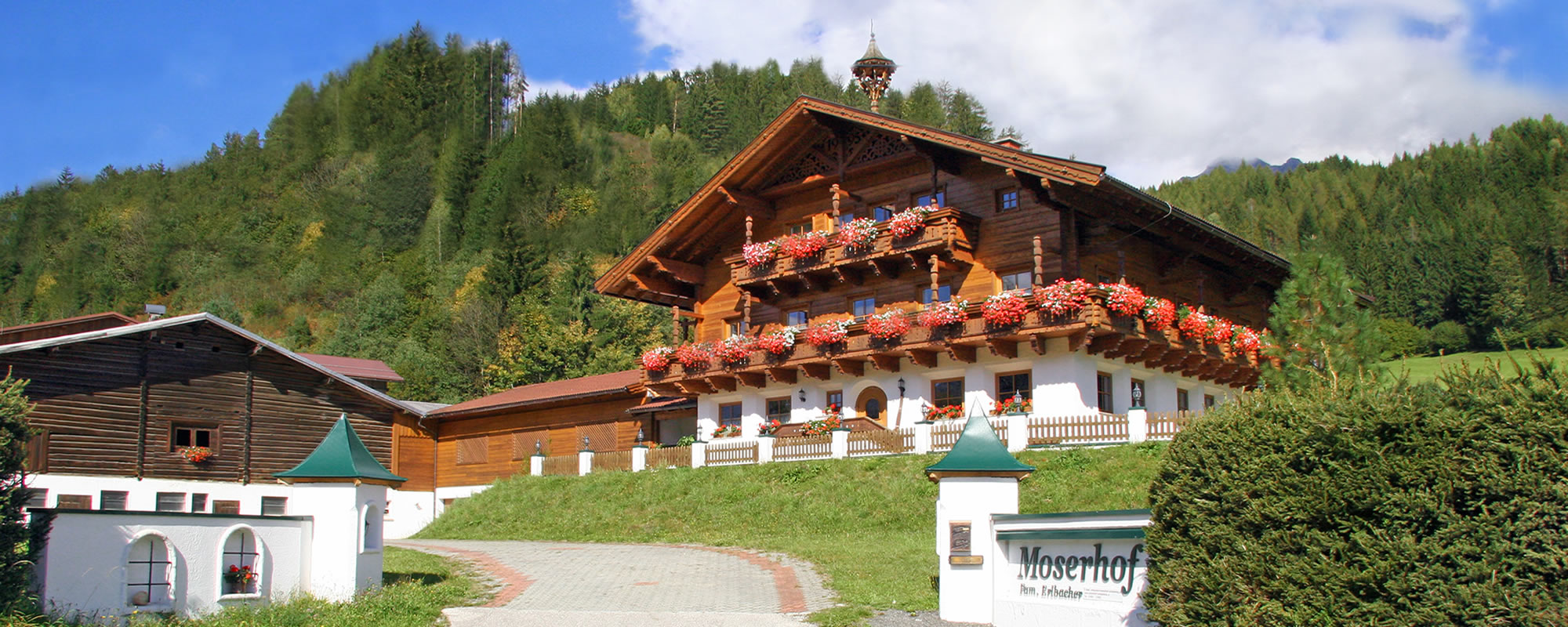 Appartements in Schladming am Moserhof