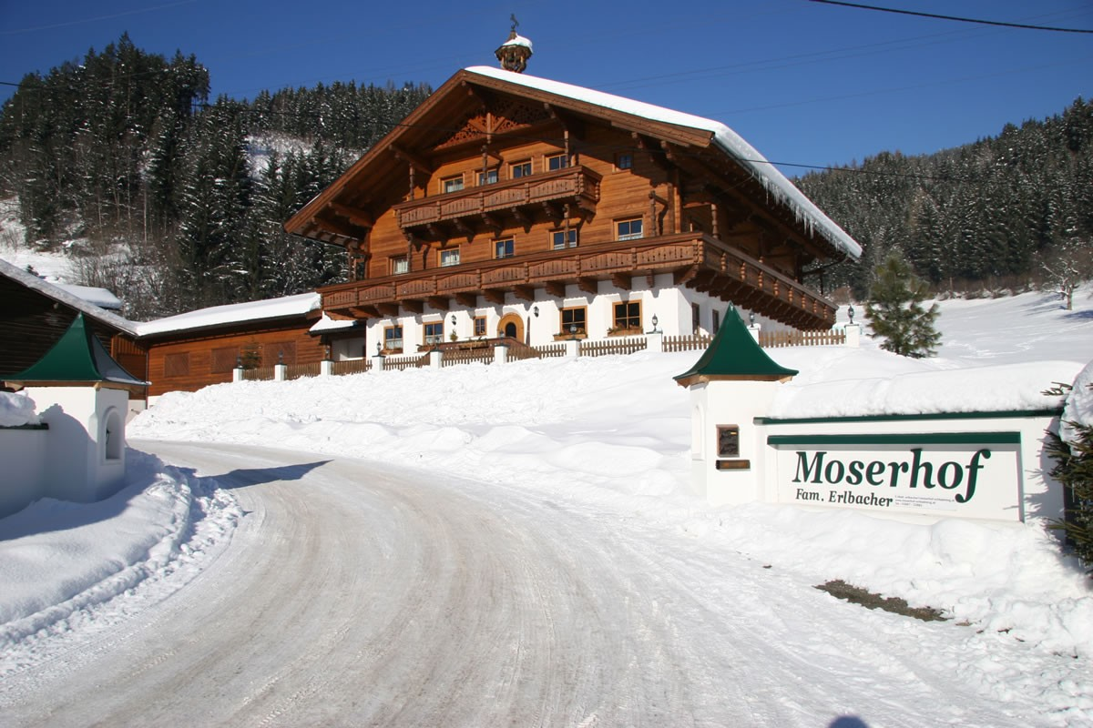Appartements Moserhof in Schladming